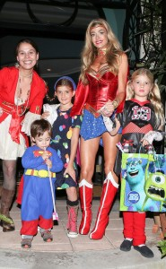Denise Richards Halloween
