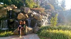 Four Seasons Westlake Village Waterfall