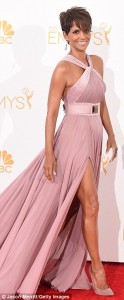 Halle Berry emmy dress