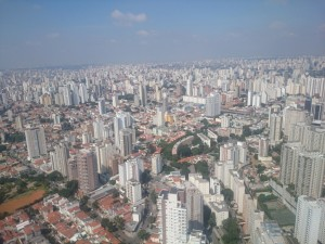 Brazil helicopter tour