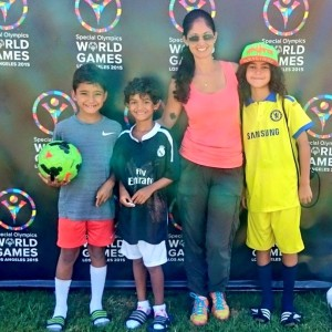 Special Olympics Los Angeles
